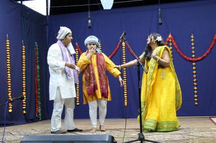 Bidesiya show