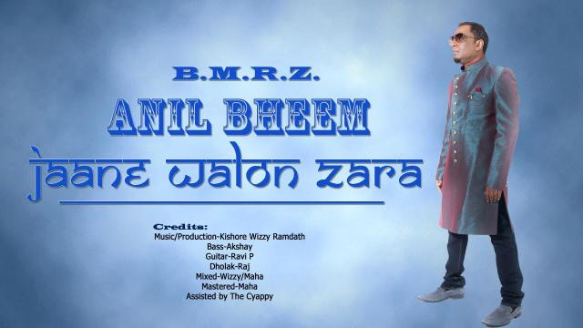 Jaane Walon Zara By Anil Bheem (2019 Bollywood Cover)
