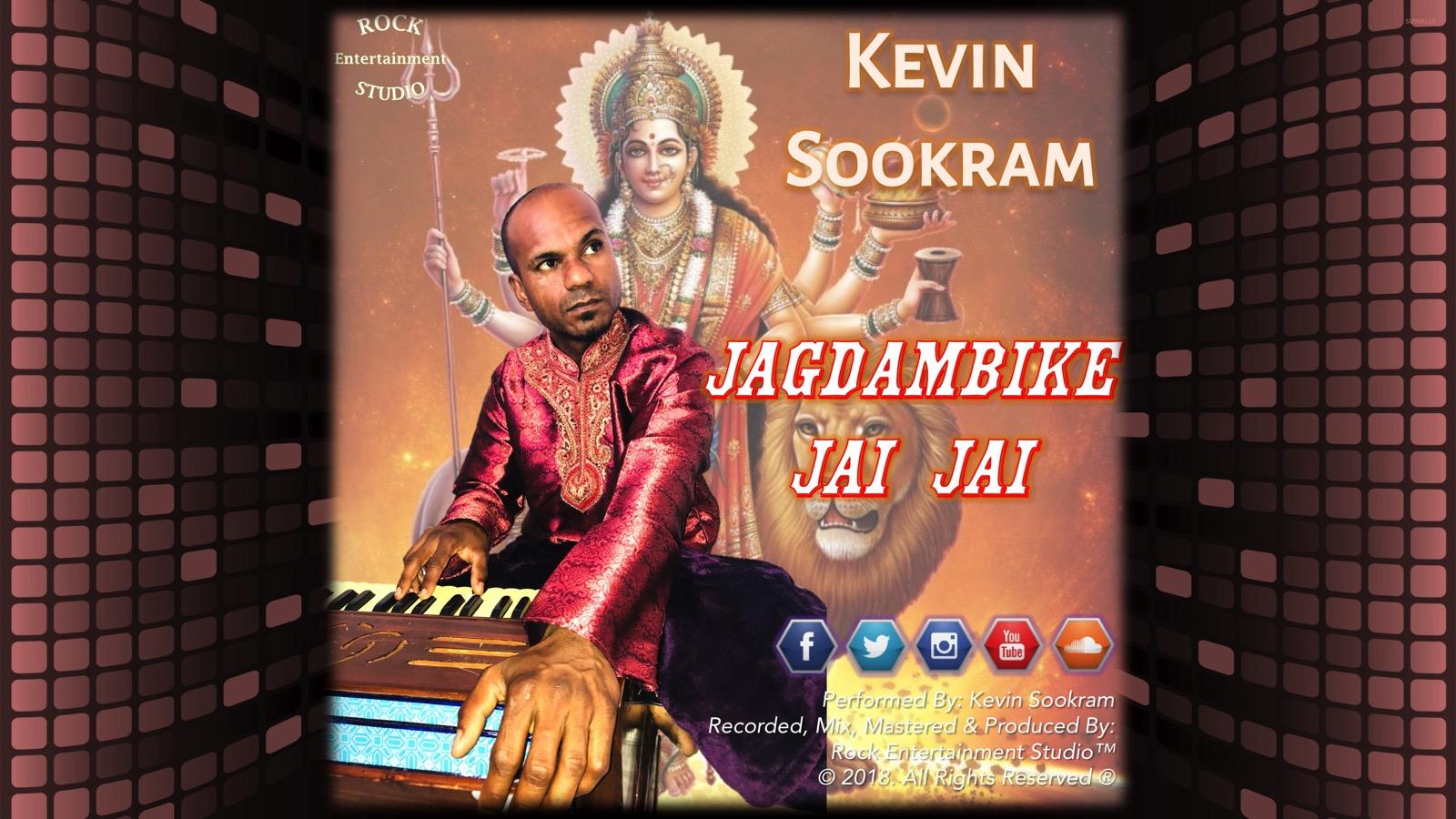 Jagdambike Jai Jai By Kevin Sookram