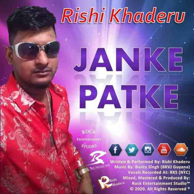 Janke Patke by Rishi Khaderu