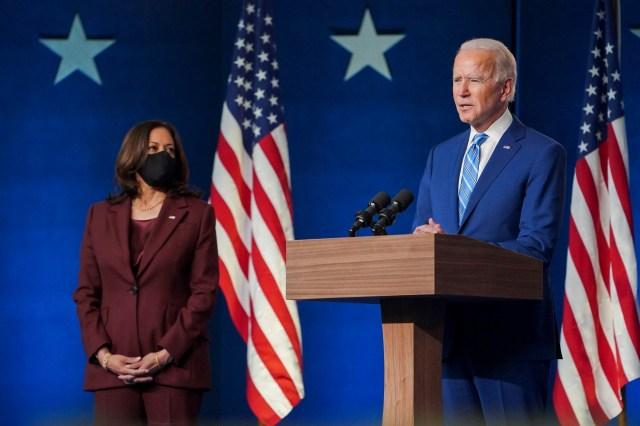 Joe Biden wins US Elections 2020