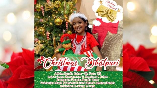 Katelin Sultan - Christmas Dhalpuri