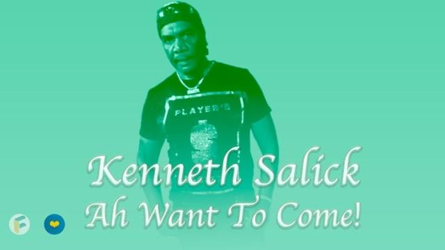 Kenneth Salick - Ah Want to Come