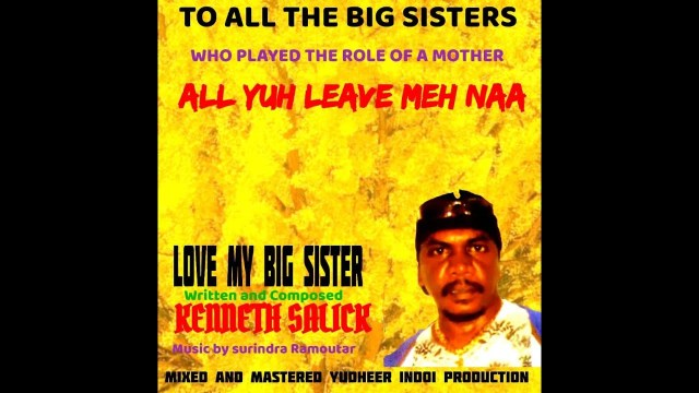 Kenneth Salick - Love My Big Sister