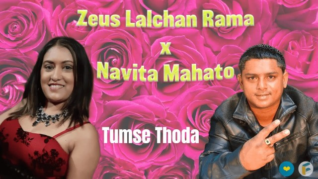 Lalchan Zeus Rama Navita Mahato - Tumse Thoda