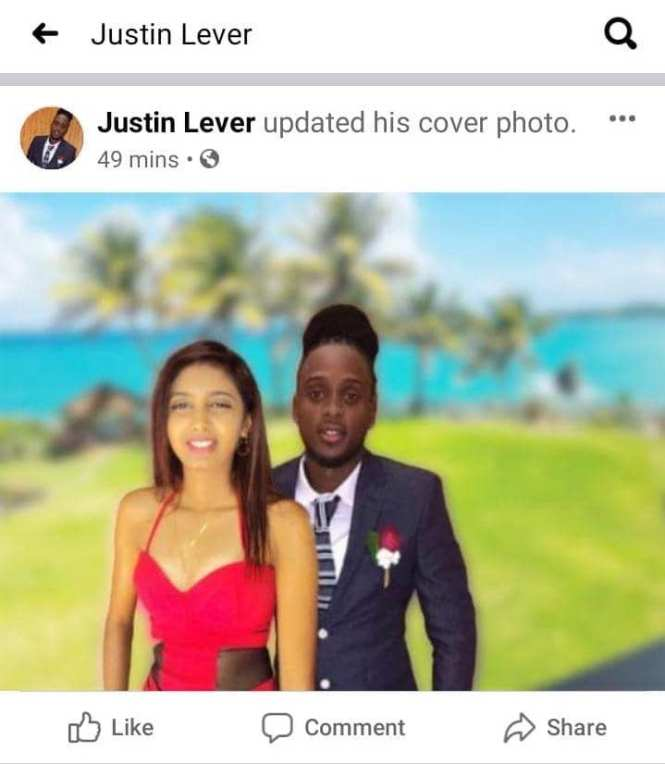 Man Photoshops Himself Into Pictures With Bollywood Cover Singer Claiming To Be In A Relationship