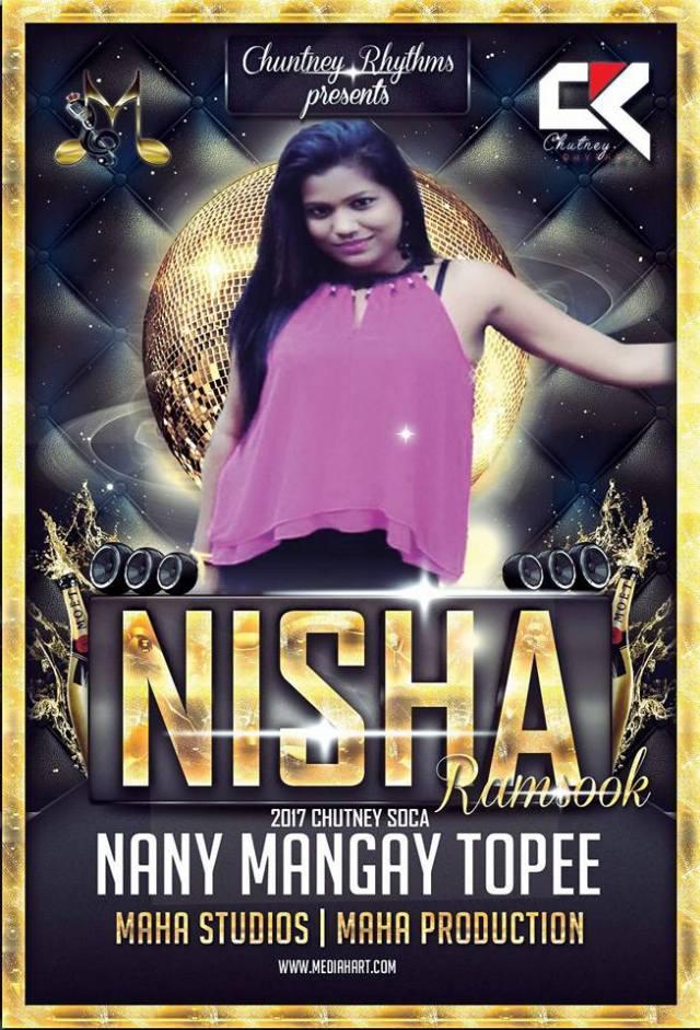 Nanny Mangay Topee Nisha Ramsook