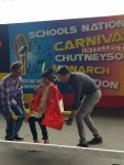 National Carnival Schools Intellectual Chutney Soca Monarch Competition 2019 Jahaji Bhai