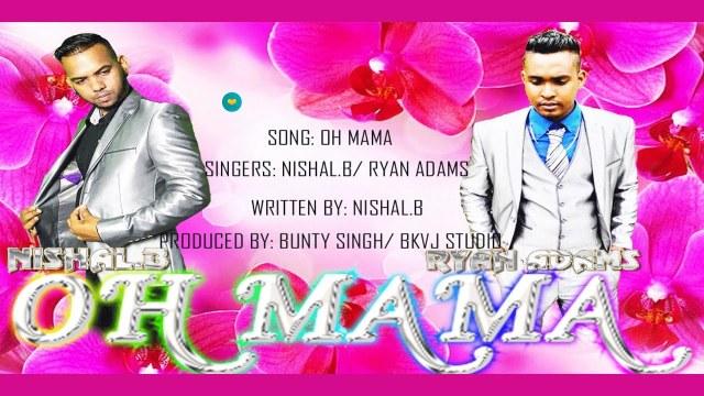 Nishal B & Ryan Adams - Oh Mama