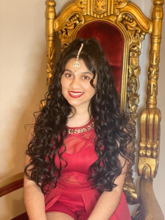 Princess Ashanie Lahel