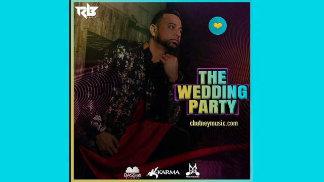 Ravi B - The Wedding Party