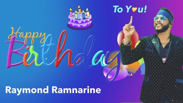 Raymond Ramnarine Baar Baar Din Yeh Aaye