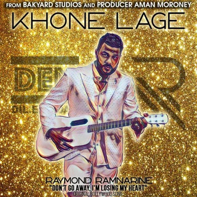 Raymond Ramnarine Khone Lage