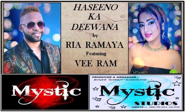 Ria Ramaya Ft Vee Ram Haseeno Ka Deewana