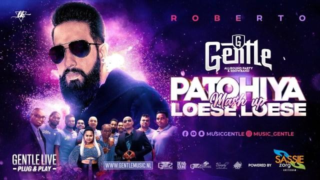 Roberto & Gentle Music Band - Patohiya Loese Loese Mashup (LIVE)