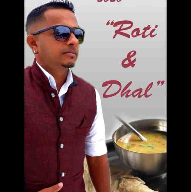 Roti & Dhal by Pooran Seeraj