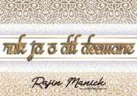 Ruk Ja O Dil Deewane By Rajin Manick