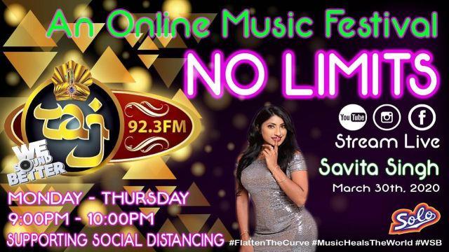 Savita Singh Online Music Festival 2020