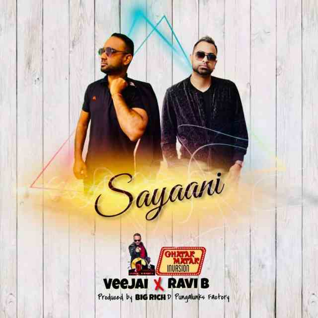 Sayani By Veejai Ramkissoon Ft. Ravi B