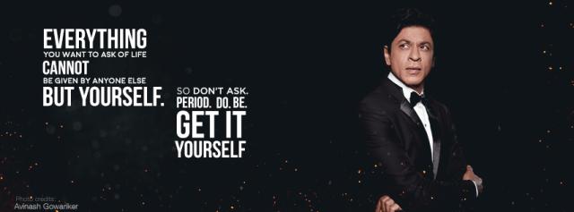 Happy 53rd Birthday Shah Rukh Khan