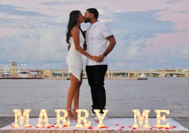 Shailesh Shankar Love At First Site Proposal