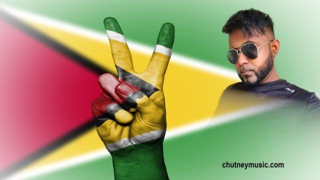 Shivanand Singh My Guyana