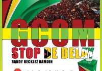 Stop The Delay (Guyana Election 2020) by Randy Recklez Ramdin