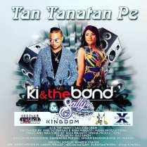 Tan Tana Tan Pe By Ki & The Band × Sally Sagram (2019 Baithak Gana Cover)