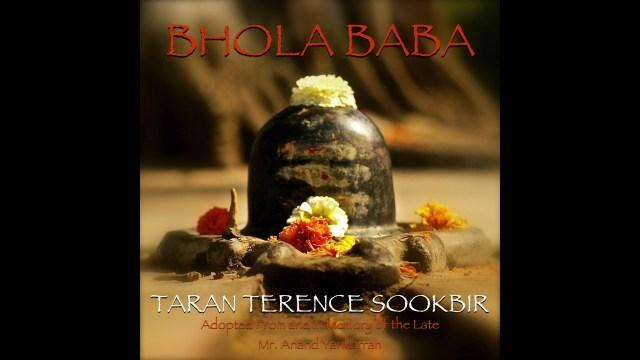 Terence Sookbir Bhola Baba