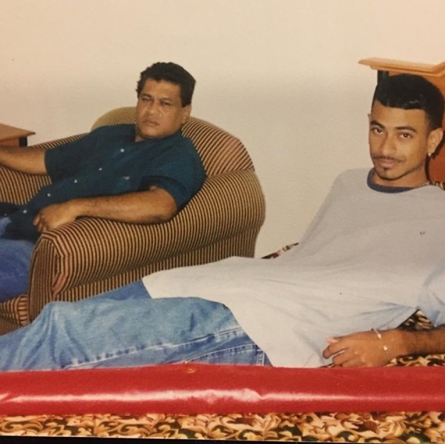 Today Makes It 12years Ravi B Lost His Father