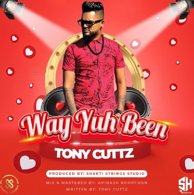 Tony Cuttz Way Yuh been