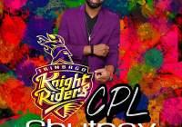 Trinbago Knight Riders Chutney Cpl 2019 By Shivan R