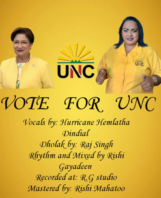Vote For Unc Hurricane Hemlatha Dindial