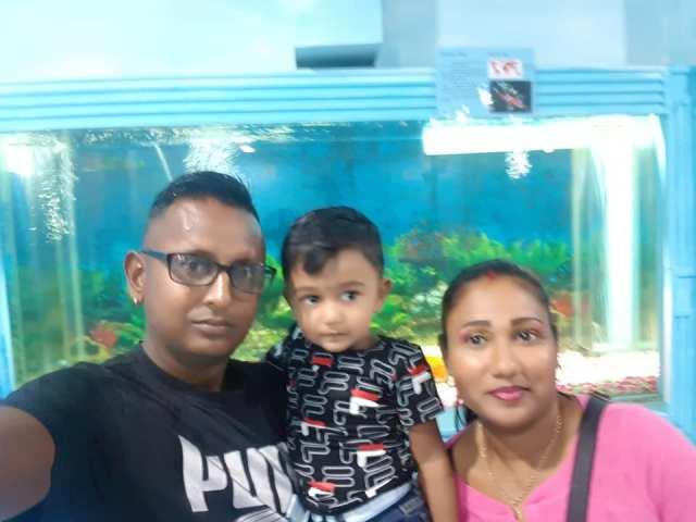 Visham Balkissoon Family