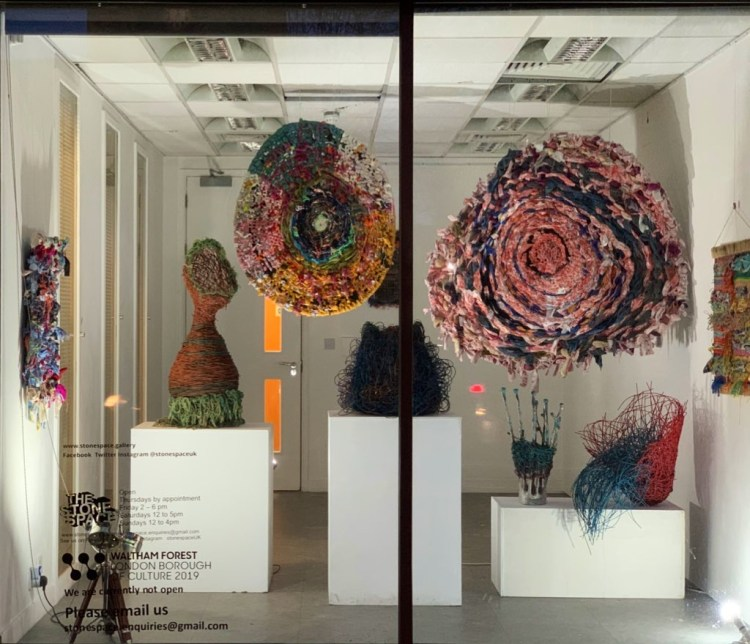 Blandine Martin pieces of art