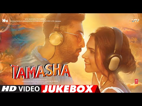 Tamasha Full Songs | VIDEO JUKEBOX | A.R. RAHMAN | Ranbir Kapoor, Deepika Padukone | T-Series