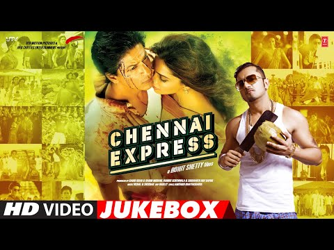 Chennai Express Full Songs Video Jukebox | Shahrukh Khan, Deepika Padukone