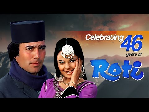 46 Years Of Roti | SuperHit Songs | Celebrations | ‎Rajesh Khanna❤️Mumtaz | Bollywood