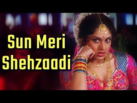 Sun Meri Shehzaadi | Amba (1990) | Anil Kapoor, Upasna Singh, Meenakshi Sheshadri | Mujra Song