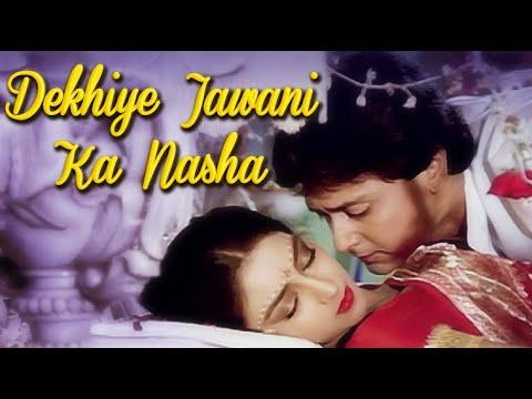 Dekhiye Jawani Ka Nasha   Lohe Ke Haath (1990)   Kapil Karzan, Anuradha Patel   Asha Bhosle Hits