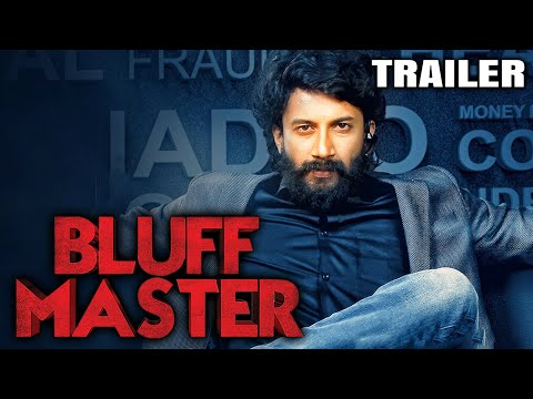 Bluff Master 2020 Official Trailer Hindi Dubbed | Satyadev Kancharana, Nandita Swetha, Brahmaji