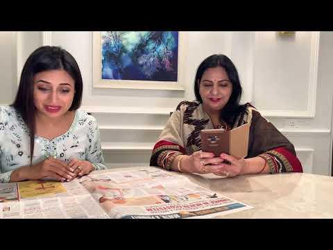 Divyanka Dahiya Saas Bahu Swap Challenge | Hamariwali Good News |