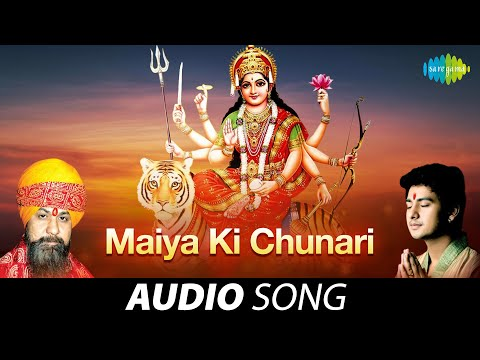 Maiya Ki Chunari | Audio Song |मैया की चुनरी |Jidhar Dekho Jagrate| Lakhbir Singh Lakkha| Panna Gill