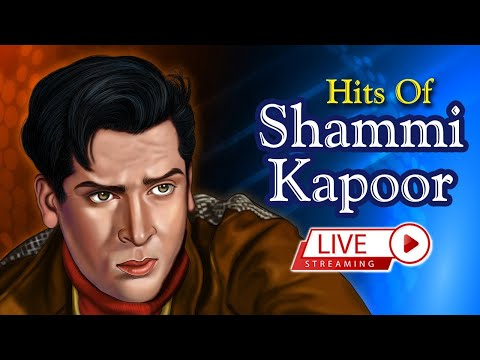 Shammi Kapoor Superhits | Superhit Song | Bollywood | Back To Back Music