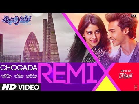 Loveyatri: Chogada Remix By DJ YOGII   Aayush Sharma, Warina Hussain   Darshan Raval, Lijo-DJ Chetas