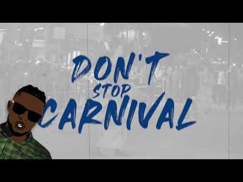 Olatunji, System32 - Don't Stop Carnival (Official Visualizer) | 2021 Soca