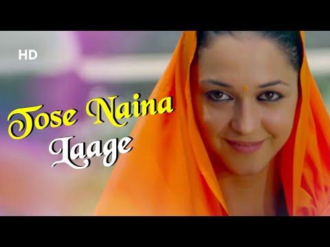 Tose Naina Laage | Anwar (2007) | Siddharth Koirala, Nauheed Cyrusi | Mithoon Hits | Romantic Song