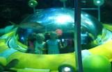 dưới đáy biển