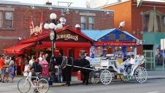 Cửa hàng bán bánh nổi tiếng Beavertails