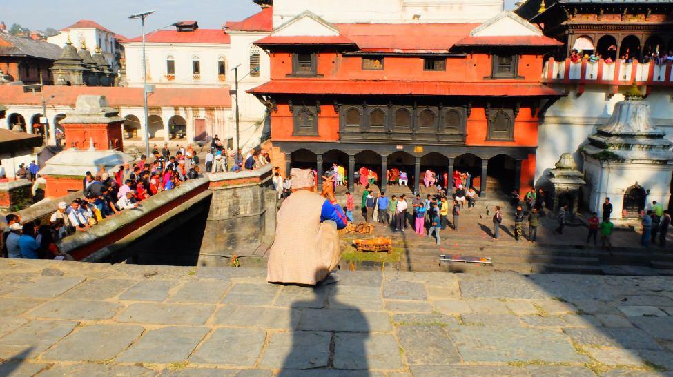 Pashupatinath Ghat